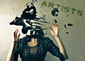 Graphic Design   Music Kollektiv - Artists 02
