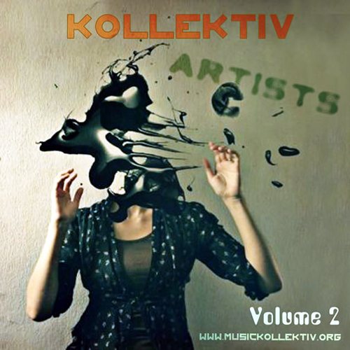 Graphic Design | Music Kollektiv - Artists 02