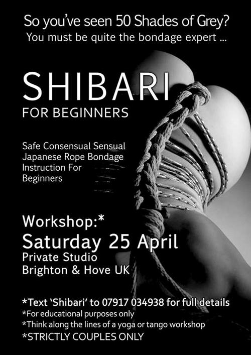 shibari 4 beginners